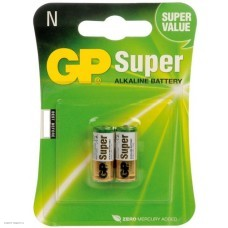 Батарейки GP Super Alkaline 910A (LR1)