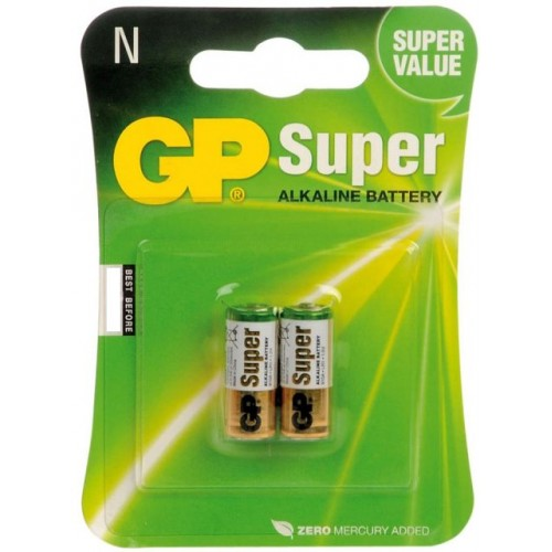 Батарейки GP Super Alkaline 910A (LR1)