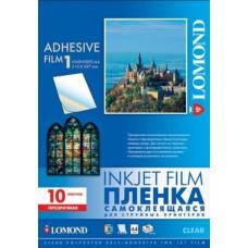 Плёнка Lomond для струйных А4, 50 листов, прозрачная 100мкр (0703415)