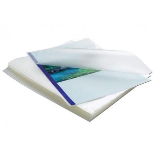 Плёнка глянцевая А7 125 mk (100шт., Fellowes) FS-53069/CRC53069