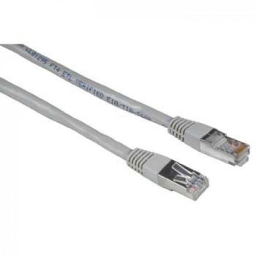 Патч-корд Hama H-30592 STP gray (30592)