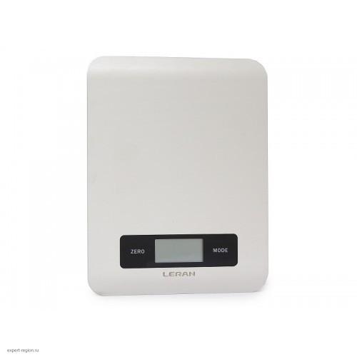 Весы кухонные Leran EK9210K серебро