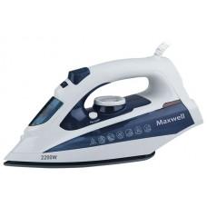Утюг Maxwell MW-3056 синий