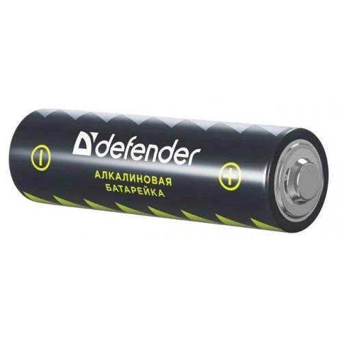 Батарейки алкалиновые Defender LR6/4B (56011)