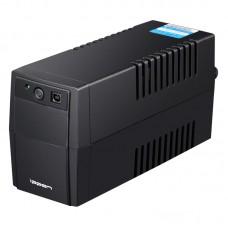 ИБП Ippon Back Basic 1050 black 1050VA, 600W, IEC