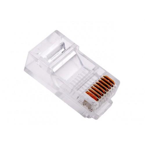 Коннектор RJ-45 8P8C UTP кабеля кат.5 AOpen ANM005 (20шт.) VNA2200