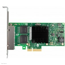 Сетевой адаптер Intel PCIE 1GB QUAD PORT I350T4V2BLK 936716