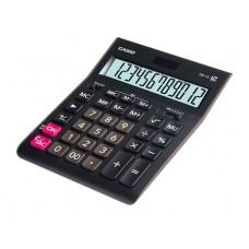 Калькулятор Casio GR-12 черный, 12-разрядный