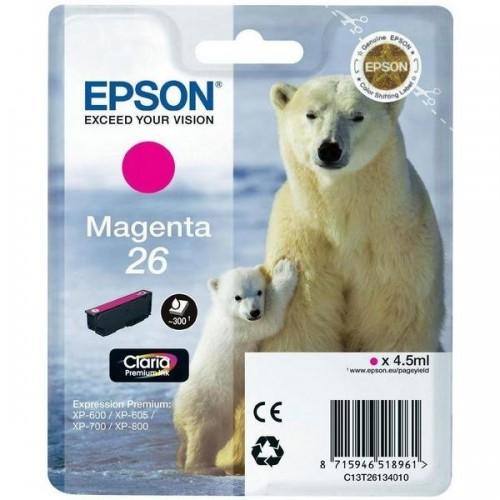 Картридж T26134010 Epson Expression Premium XP-6xx/7xx/8xx Magenta