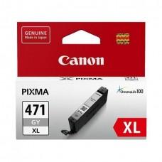 Картридж-чернильница CLI-471XLGY Canon Pixma MG5740/MG6840/MG7740 Gray (0350C001)