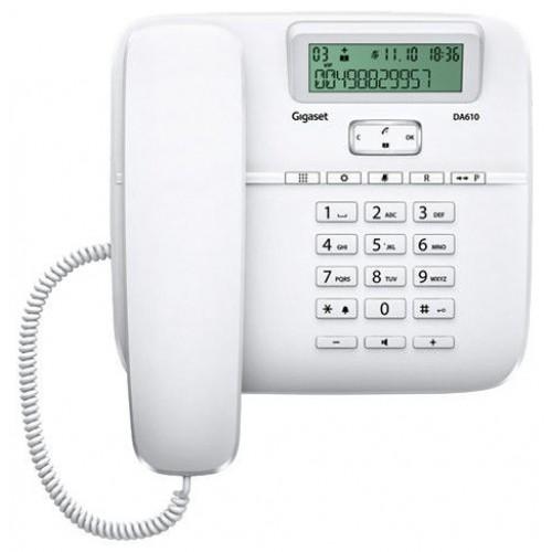 Телефон GIGASET DA610 white