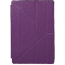 Чехол для планшета универсальный Continent UTS-102 VT 10,1'' эко кожа/пластик, фиолетовый