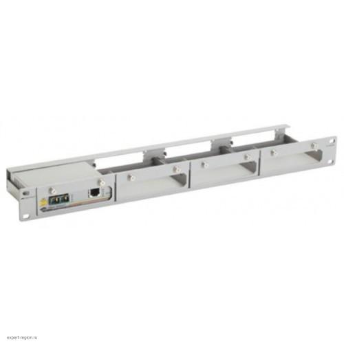 Комплект для монтажа в шкаф/стойку на 4 слота (AT-TRAY4)