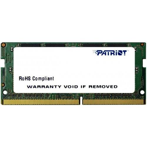 Модуль памяти SODIMM DDR4 SDRAM 4096 Mb Patriot 1.2V
