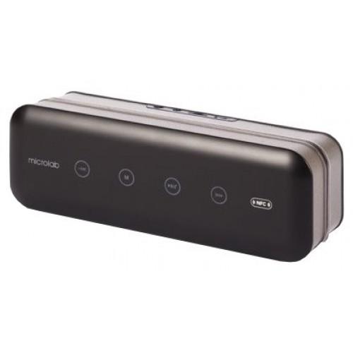 Мобильная акустическая система MICROLAB MD663BT черная