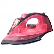 Утюг ВАСИЛИСА ВА-2001 розовый с коричневым