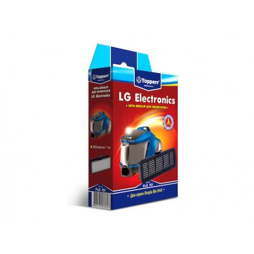 Фильтр для пылесоса TOPPERR 1144 FLG 751 Нера-фильтр д/пылесосов LG
