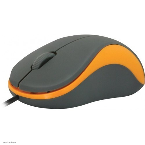 Манипулятор Defender Accura MS-970, серый\оранжевый