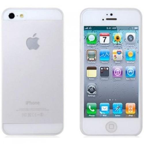 Чехол клип-кейс REDLINE iBox Crystal прозрачный для Apple iPhone 5/5s/SE (УТ000007224)