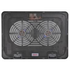 Охлаждающая подставка для ноутбука Buro BU-LCP156-B214H black 15.6