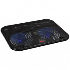 Охлаждающая подставка для ноутбука Buro BU-LCP140-B114 black 14