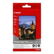 Бумага Canon SG-201 А6, 260 г/м2, 50 листов, полуглянцевая (1686B015)