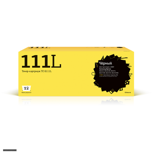 Тонер-картридж MLT-D111L Samsung SL-M2020/SL-M2070 (T2) 1800 стр.