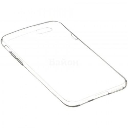 Чехол клип-кейс REDLINE iBox Crystal прозрачный для Apple iPhone 6/6S (УТ000007225)