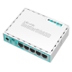 Маршрутизатор MikroTik hEX RB750Gr3, 4UTP 10/100/1000Mbps, 1WAN, USB