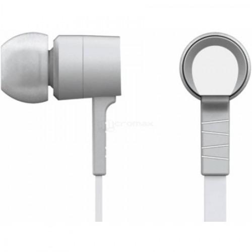 Наушники с микрофоном Oklick HS-S-220 (20-20000Гц, 16 Ом,1.2 м) white