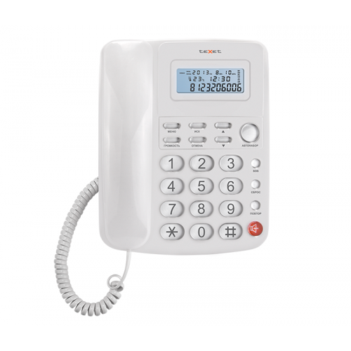 Телефон teXet ТХ-250