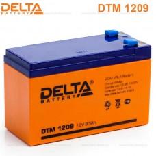 Аккумулятор DELTA DTM 1209 12V 9Ah (151х65х100мм)