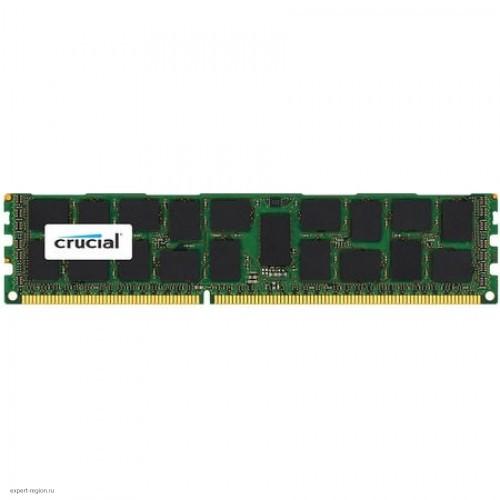 Модуль DIMM DDR3L SDRAM 16384Mb Crucial ECC Reg