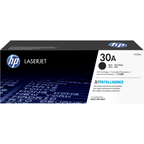 Картридж CF230A HP 30A Black