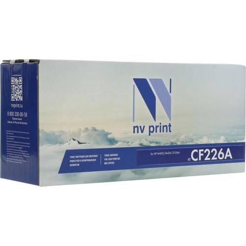 Картридж CF226A HP M402/M426 3100стр, черный (НВ-принт)
