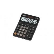 Калькулятор Casio DX-12B  черный/коричневый, 12 разрядов (DX-12B)