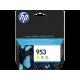 Картридж F6U14AE (№953) для HP OJP 8710/8715/8720/8730/8210/8725, 700стр., Yellow