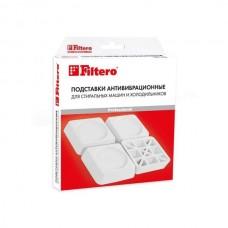 Антивибрационные подставки для стиральных машин и холодильников FILTERO Арт.909,  4шт