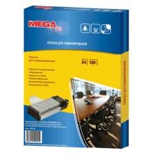 Плёнка глянцевая А4 125 mk Office Kit PLP10923 100 шт.216х303 мм, для ламинирования