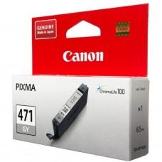 Картридж-чернильница CLI-471GY Canon Pixma MG5740/MG6840/MG7740 gray (0404C001)