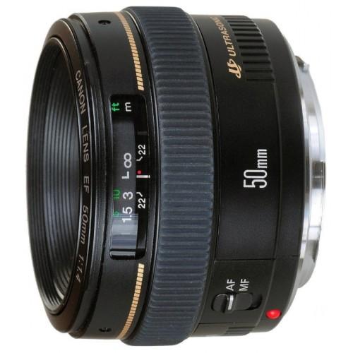 Объектив EF Canon EF 50mm f/1.4 USM
