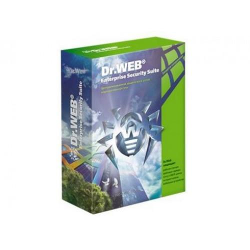 ПО Dr.Web Медиа-комплект для бизнеса сертифицированный версия 10  (BOX-WSFULL-10)