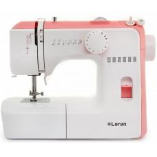 Швейная машина Leran 588 белый/розовый + кейс
